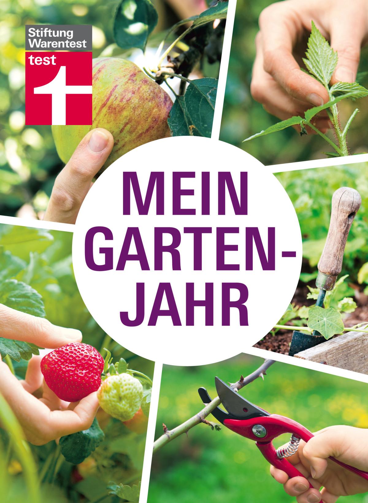 """""""Mein Gartenjahr"""" der Stiftung Warentest"""