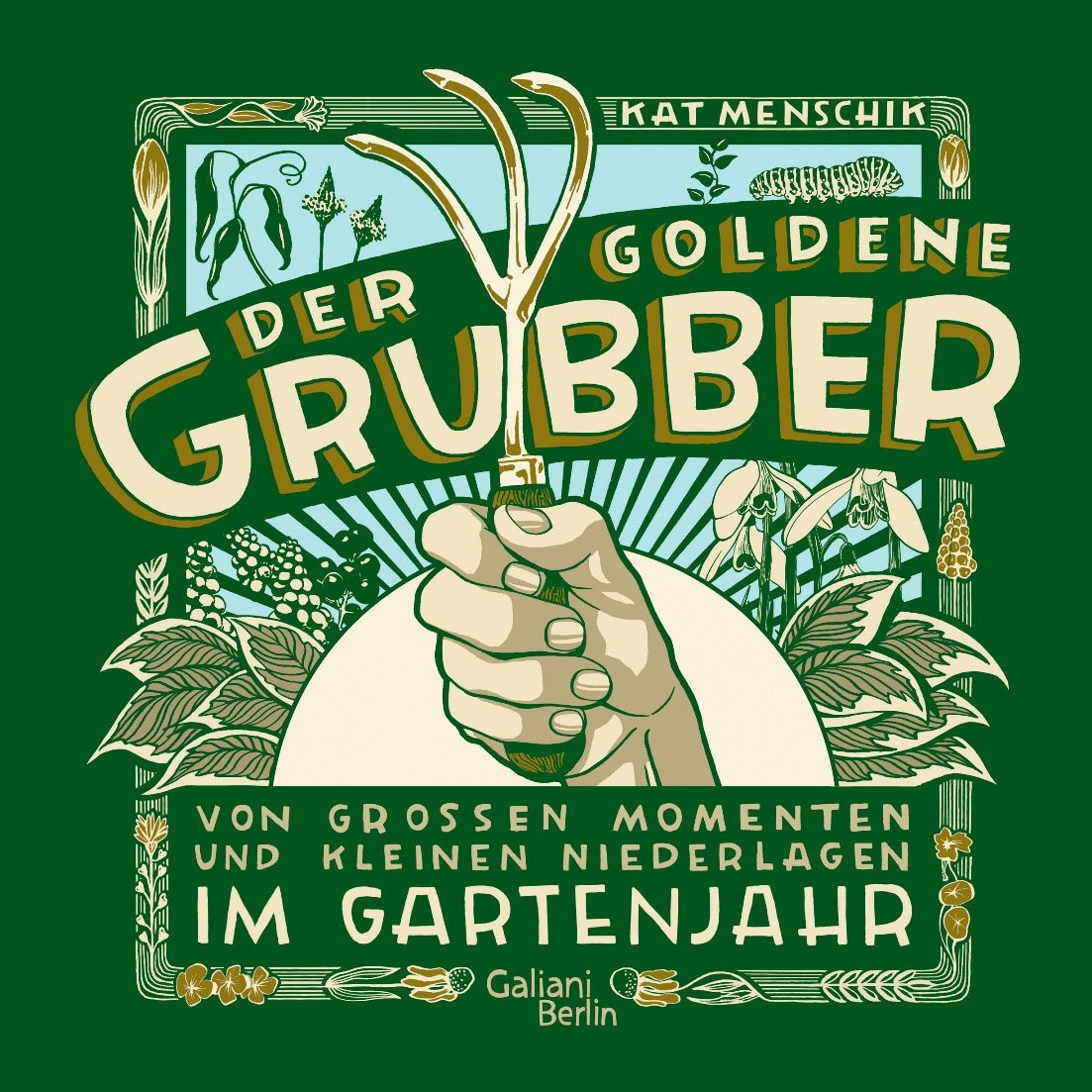 """""""Der goldene Grubber"""" von Kat Menschik"""