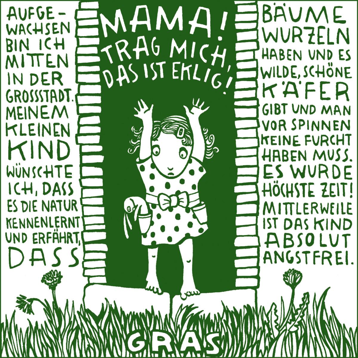 Gartenbuchpreis für Kat Menschik