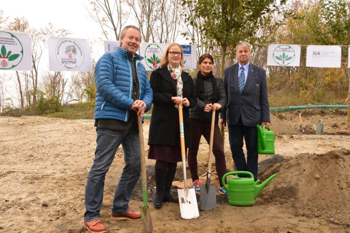 IGA 2017: Eine Allianz für Obstbäume
