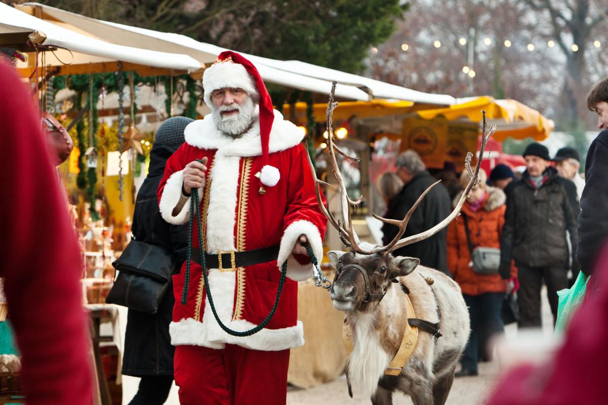 Weihnachtsmarkt in den Späth'schen Baumschulen